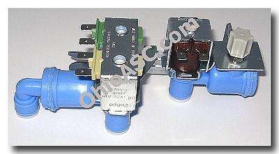 water valve part number 242252702 242252702 refrigerator water valve