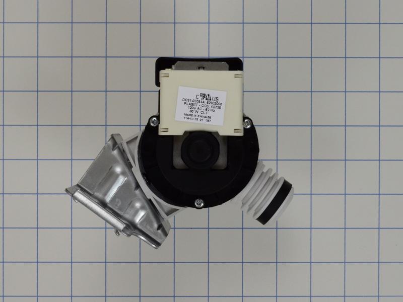 Wp34001098 Washer Drain Pump Assembly Maytag