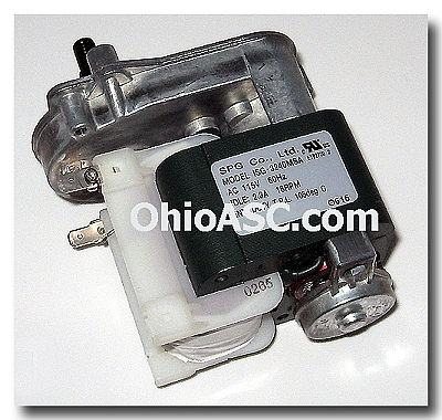 5304462594 Ice Dispenser Auger Motor