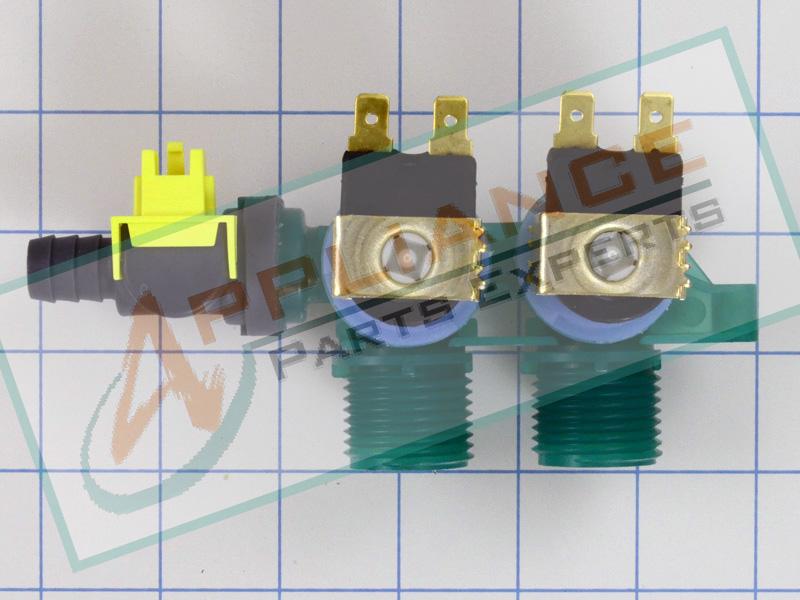 8578340 washing machine fill valve - Roper washing machine water inlet valve ...