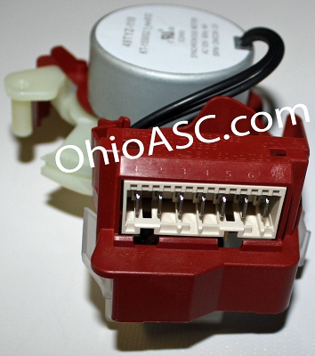 W10006355 Washer Shift Actuator Ap4514409 Ps2579376
