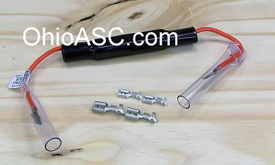 279872 Dryer Timer Resistor