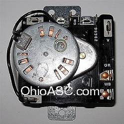 WP3976584 Dryer Timer - 3976584, AP3037407, PS351753