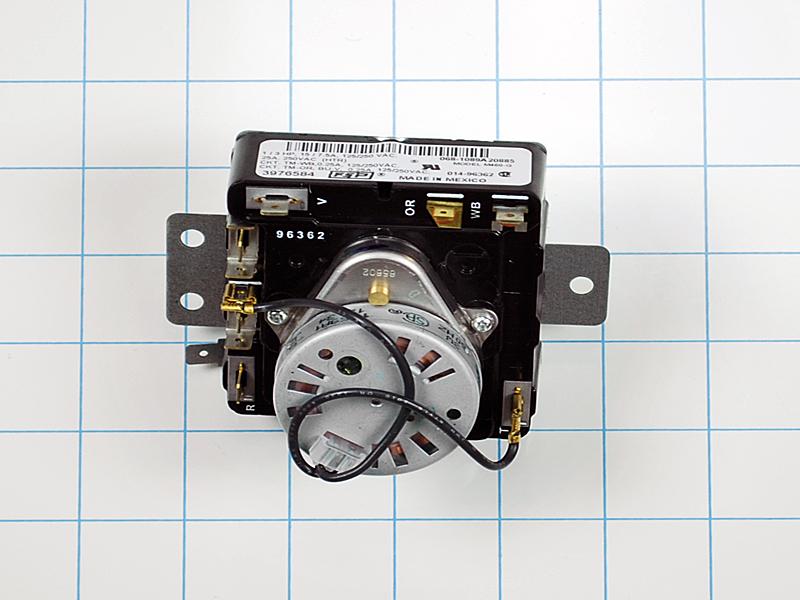 3976584 Dryer Timer Whirlpool Kenmore