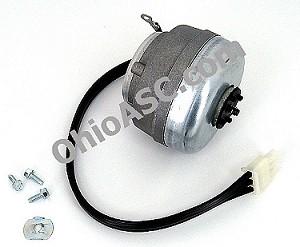 215501901 refrigerator condenser fan motor kenmore for Hotpoint refrigerator condenser fan motor
