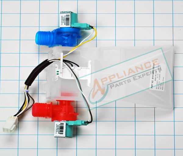 W10144820 Water Inlet Valve With Thermistor Kenmore Estate