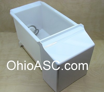 W10312301 Ice Container Assembly