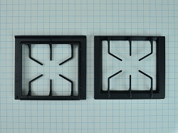 12001481 Range/Oven Surface Burner Grate Set - AP4010019, PS2003074