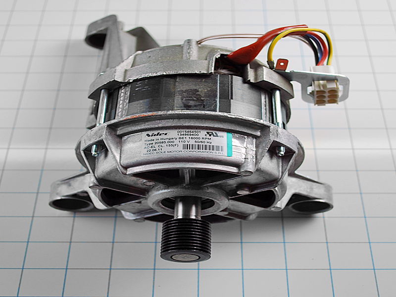 134869400 Front Loading Washer Motor Frigidaire Kenmore