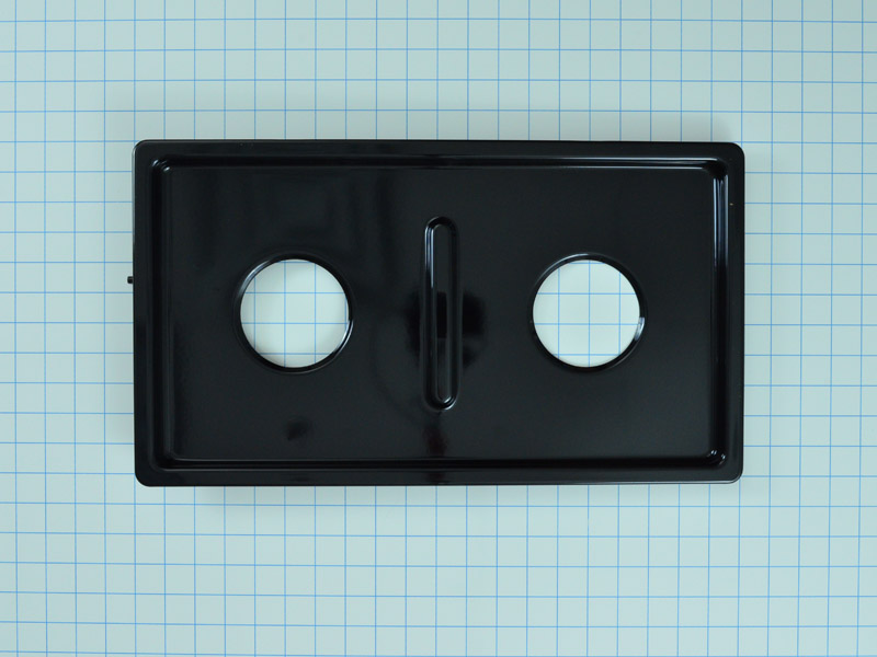 Range Double Drip Pan Ap4395183 Ps2356975 3401x055 09