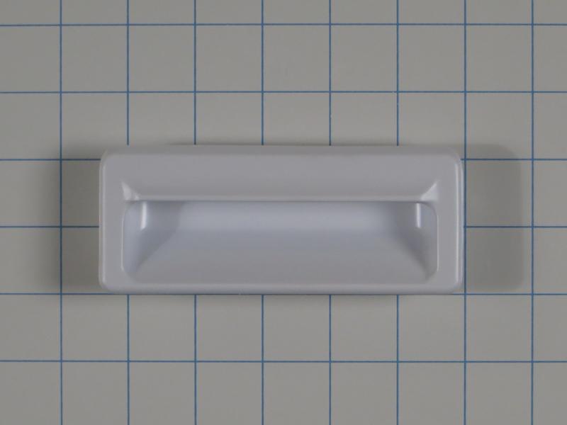 3405184 Dryer White Door Handle
