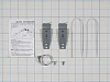 5001DD4001A Dishwasher Installation Hardware kit AP4438292, PS3525525
