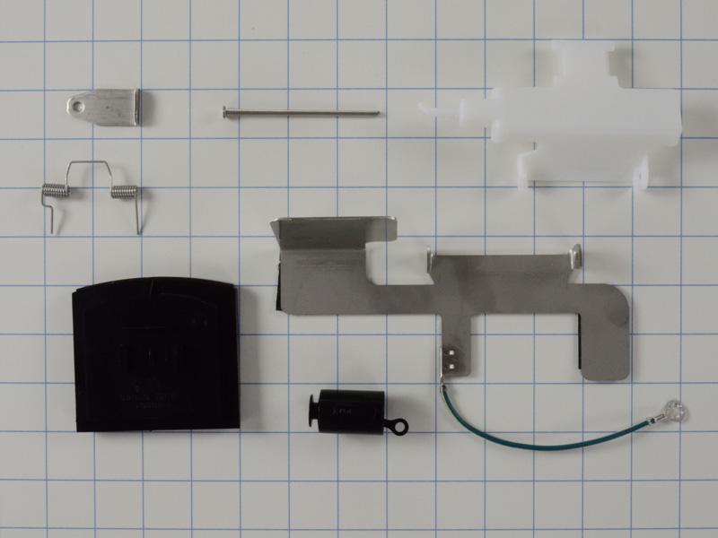 8201756 Dispenser Door Repair Kit Whirlpool Kenmore