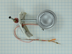 100109201 - Water Heater Burner Assembly
