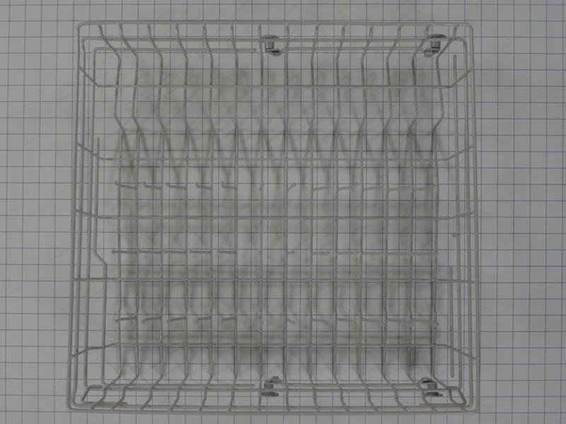 99001454 upper dishwasher rack - maytag