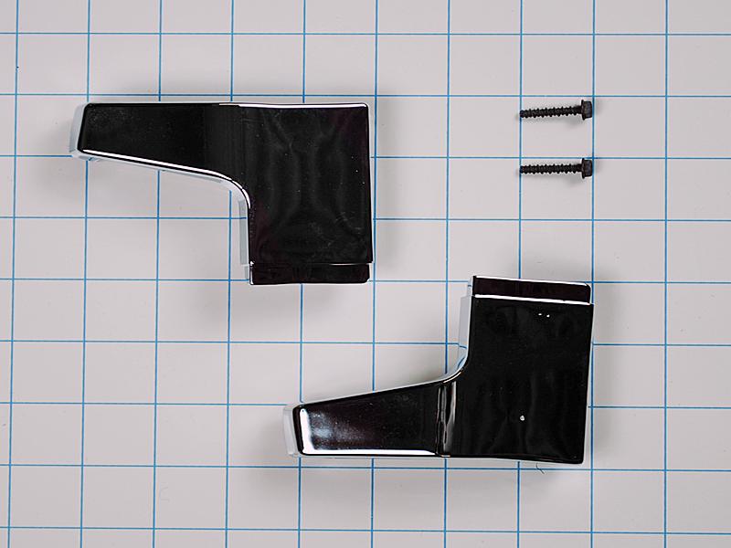 Wb15x5189 Oven Door End Cap Kit Jenn Air Kenmore
