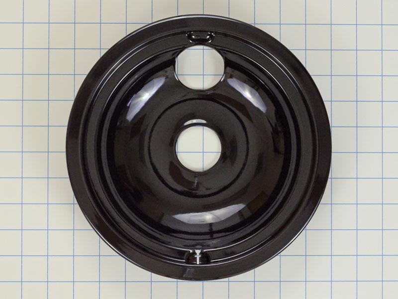 Wb31m19 Ge Hotpoint Black Burner Drip Pan