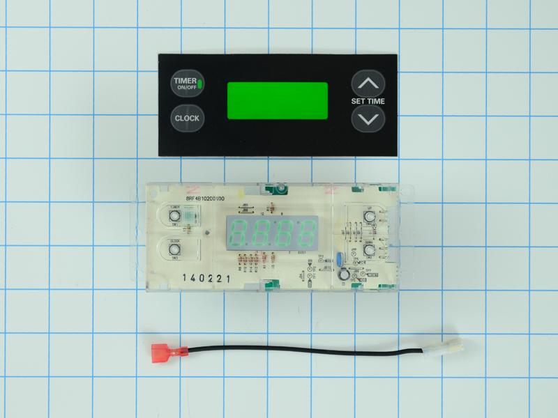 Wb50t10048 Ge Range Clock Kit Tod