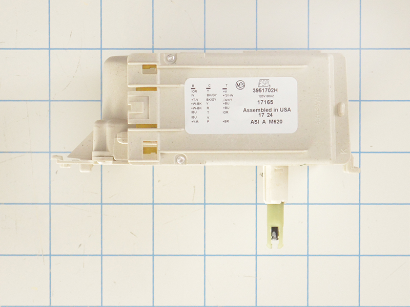 3951702 Washer Timer Whirlpool
