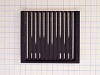 WP7518P118-60 Cooktop Burner Grate AP6011398 PS11744594