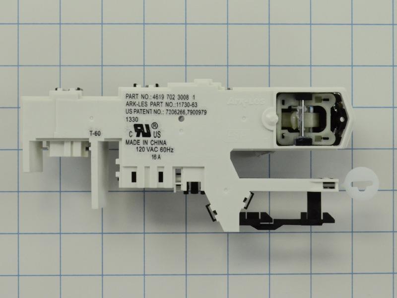 8183270 Front Load Washer Door Lock Ap3968085 Ps1486359