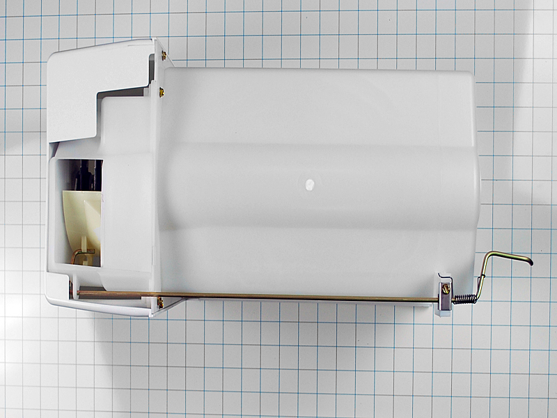 W10312301 Ice Container Assembly Kenmore Whirlpool