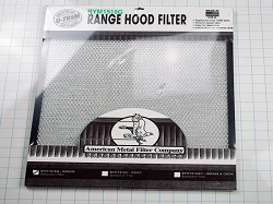 1518G Range Hood Grease Filter AP4347473