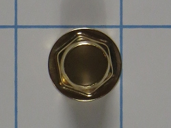 154106202 Dishwasher Heating Element Mounting Nut