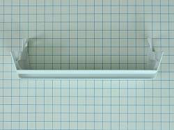 WP2177962K Whirlpool Refrigerator White Door Trim Shelf