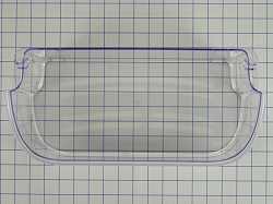 240356402 - Clear Refrigerator Door Bin - AP2549958, PS430122