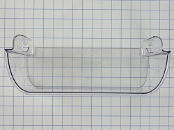 240363702 Clear Refrigerator Door Shelf Bin - AP2116106, PS430207