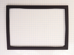 241872511 Black Freezer Door Gasket