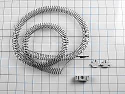 3937010 - Dryer Heating Element - AP2134386, PS449327