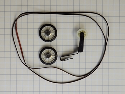 4392065 - Electric/Gas Dryer Belt Repair Kit - AP3131942, PS373087