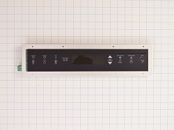 62676B - Membrane Oven Switch Panel - AP3392863 PS4264961