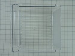 WP67004515 Refrigerator Crisper Drawer AP6010411 PS11743590