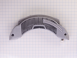 W10906551 Dryer Air Filter Housing - AP6034265, PS11766743