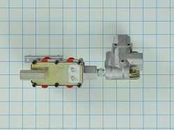 WB19K10041 Range Valve and Pressure Regulator - AP4484216, PS2370032