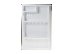 WR78X24543 Refrigerator Door Assembly - AP5986518, PS11726977