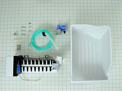 IM116000 - Refrigerator Ice Maker Kit- AP5950053, PS10057479