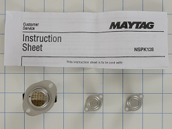 LA-1053 - Dryer Thermostat Kit AP4242472 PS2162282