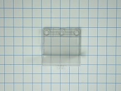 WPR0130614 Microwave Light Cover AP6014680  PS11747943