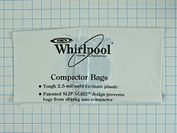 W10165294RB Trash Compactor Bags (60 count)