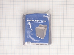 W10214580RP  Washer/Dryer Cover - AP4539666, 1872538, PS2579674