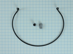 W10703867 Dishwasher Heating Element AP5809076, PS9494999