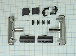 W10712394 Dishrack Adjuster Kit  AP5956100, PS10064063