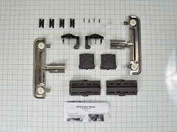 W10712395 Dishwasher Dishrack Adjuster Kit AP5957560, PS10065979