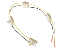 WB18T10339 - Range Spark Igniter Switch and Harness Assembly