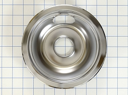 WB31X5010 Range Small Chrome Drip Pan