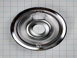 WB32X5075 Range Small Chrome Drip Pan